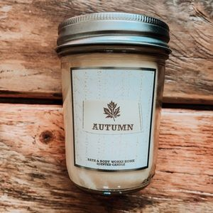 Bath & Body Works Autumn Single Wick